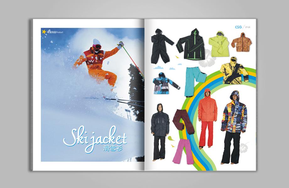 厂 画册设计 服装画册摄影设计 东莞比高品牌设计创意公司 代表作品
