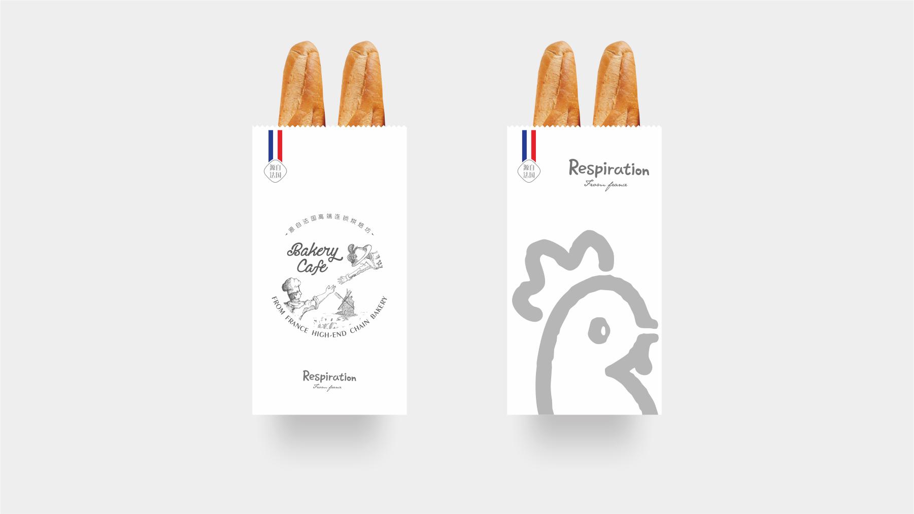 我们采用法国图腾高卢鸡的形象,代表产品的新鲜美味,清晰,可爱,易于
